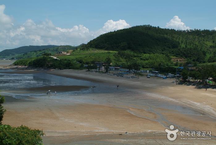 모래미 해변