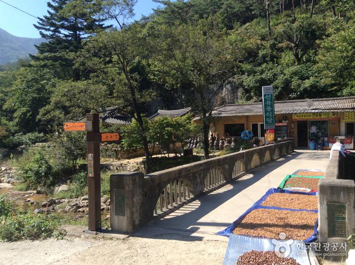Seonyudong Gyegok Valley (Mungyeong) (선유동계곡(문경))