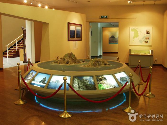 Musée Dokdo (독도박물관)
