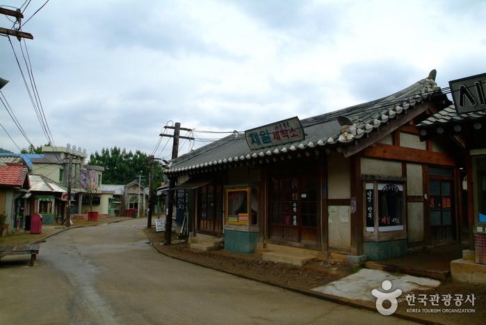 Suncheon Open Film Set (순천 드라마 세트장)