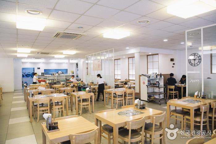 Ресторан Чонин Мёнок (정인면옥, Jungin Myeonok)3