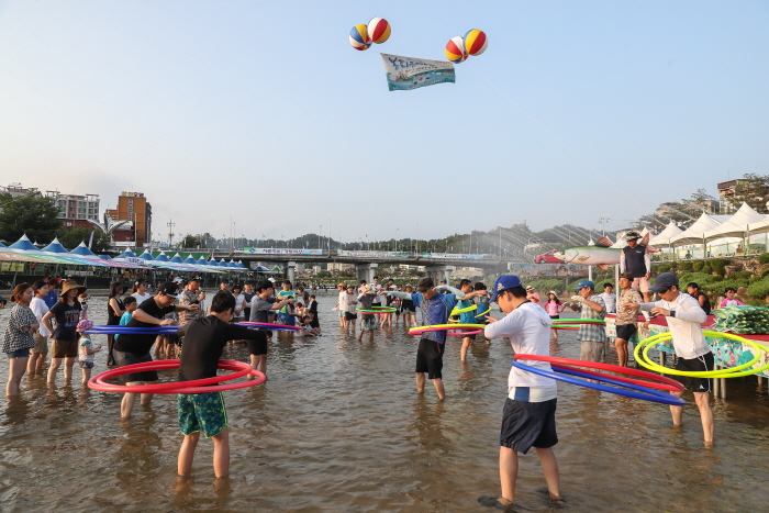Bonghwa Euneo (Sweetfish) Festival (봉화은어축제)