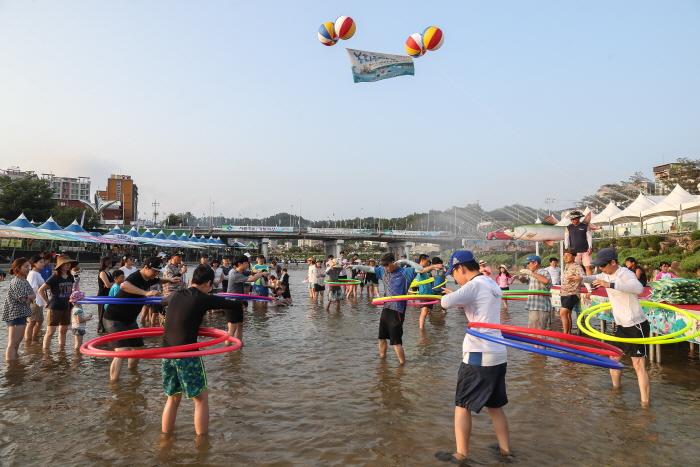 [文化観光祭り] 奉化鮎祭り([문화관광축제] 봉화은어축제)