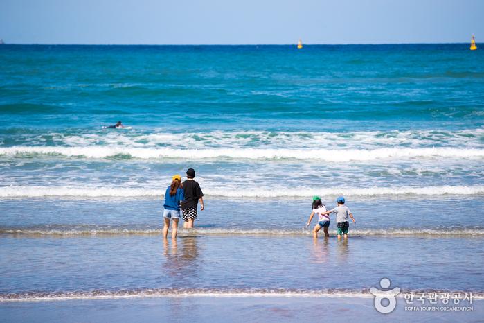 Iho Tewoo Beach (이호테우해변)