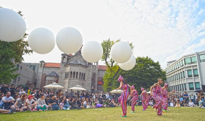 首爾街頭藝術節(前Hi首爾文化節) (서울거리예술축제(前 하이서울페스티벌))