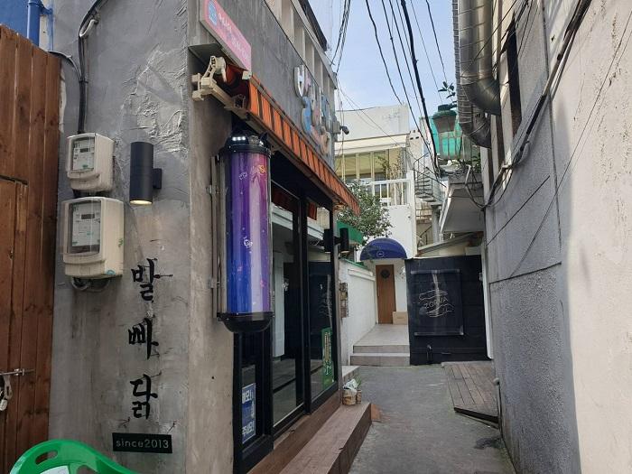 Balbbadak Seo-myeon Jikyeong(발빠닭 서면직영)