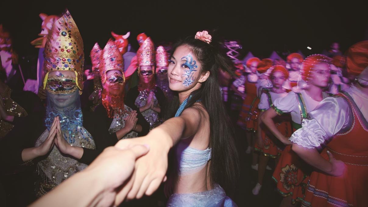 Andong Mask Dance Festival (안동국제탈춤페스티벌)
