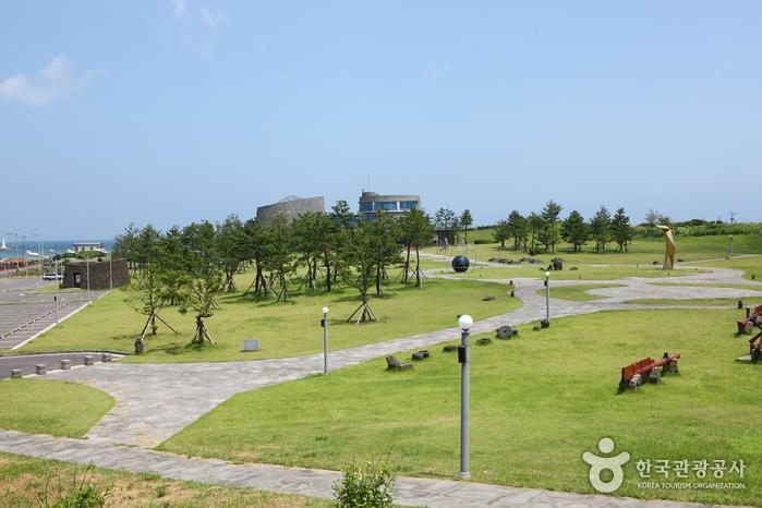 Музей ныряльщиц острова Чечжудо15