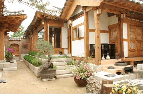 韩国首尔漂亮别墅