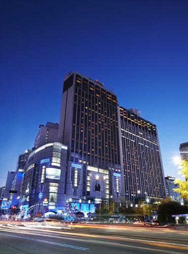 首尔乐天酒店<br>(롯데호텔서울)