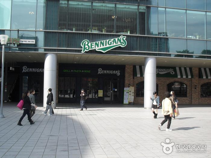 Bennigan's - Seoul Station Branch (베니건스-서울역점)
