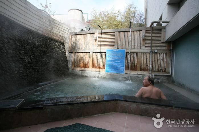 温陽グランドホテル(온양그랜드호텔)