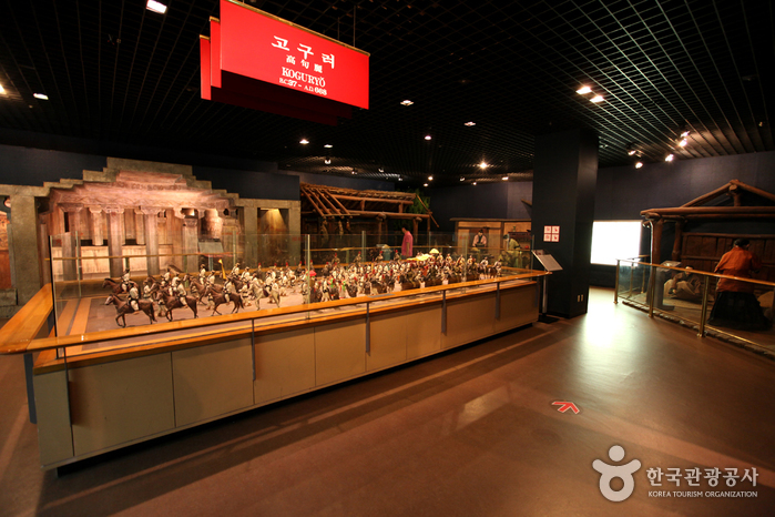 Volkskundemuseum im Lotte World (롯데월드 민속박물관)