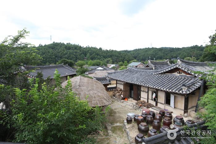 栄州ムソム村(영주 무섬마을)