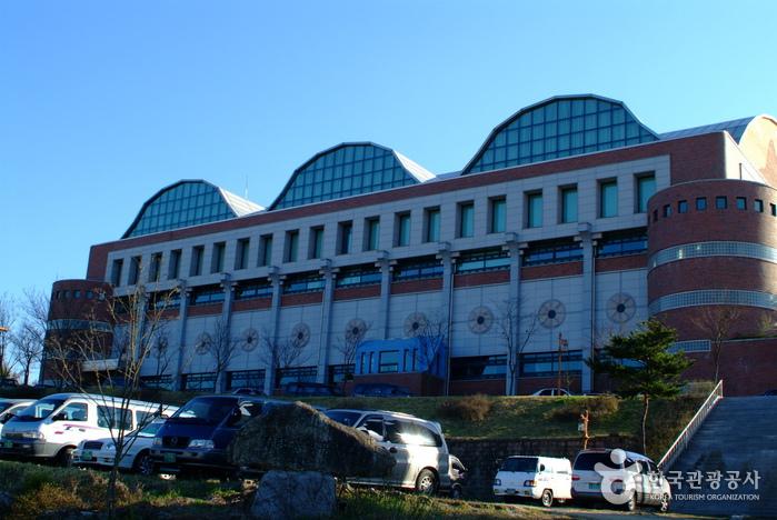 진안 문예체육회관