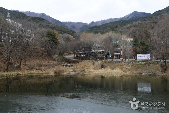 Palgongsan Natural Park (Pagyesa Temple District) (팔공산자연공원 (파계사지구))