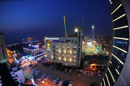 本昵客雅海星酒店<br>베니키아 호텔 바다의 별