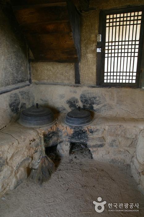 보부상들의 숙소로 사용되기도 했던 삼강주막