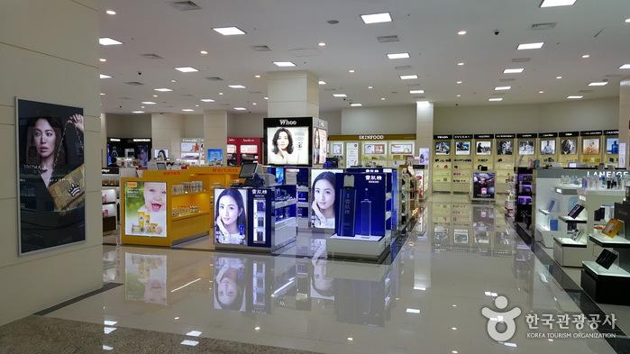 Jungwon Duty Free (중원면세점)
