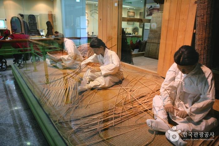 Корейский музей бамбука (한국대나무박물관)3
