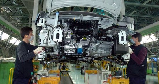 現代汽車蔚山工廠(현대자동차 울산공장)11