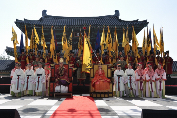 Iksan Seodong Festival (익산 서동축제)