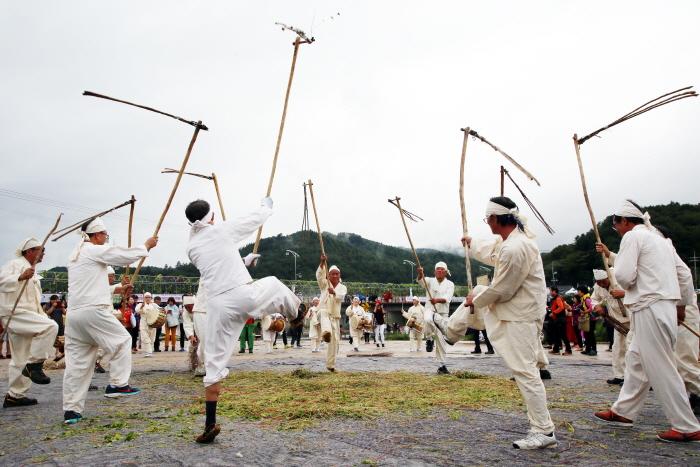 Культурный фестиваль имени писателя Ли Хё Сока в Пхёнчхане (평창효석문화제)22