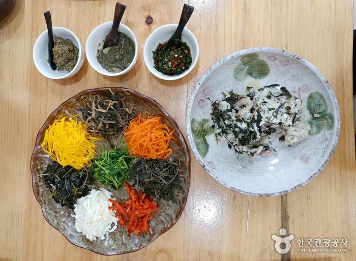 '12월에 이런 여행 어떠세요?' 평창 동계올림픽 로드에서 강원나물밥을 먹다