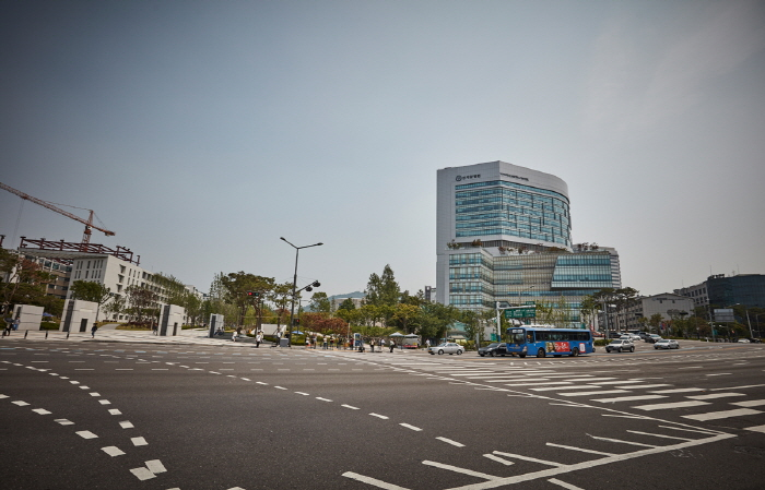 Улица Ёнсе-ро в районе Синчхон (연세로)30
