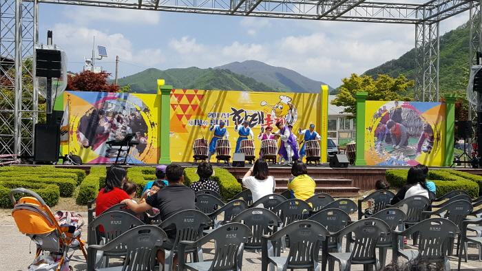 Yongdaeri Hwangtae Festival (용대리 황태축제)