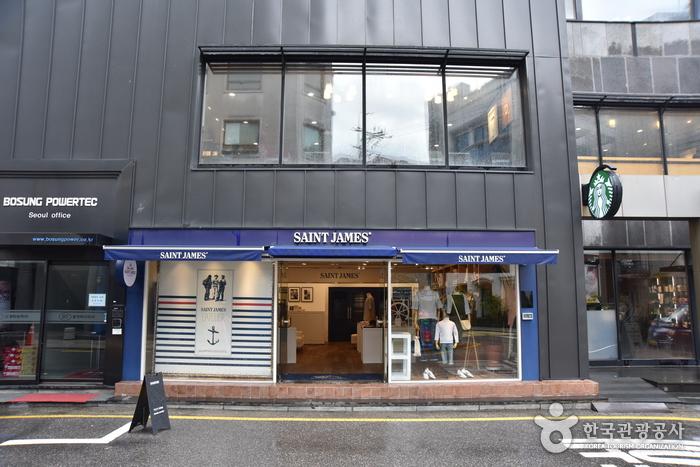 圣杰姆(SAINT JAMES)首尔[韩国旅游品质认证](세인트제임스 서울[한국관광품질인증/Korea Quality])