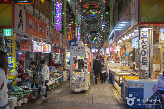 Bupyeong (Kkangtong) Market (부평시장(깡통시장))