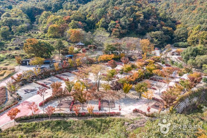 Provinzpark Daedunsan (Nonsan) (대둔산도립공원(논산))