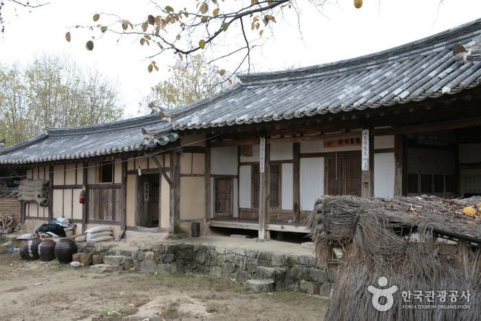 Hadong House (Andong Hahoe Village) (하동고택 - 안동하회마을)
