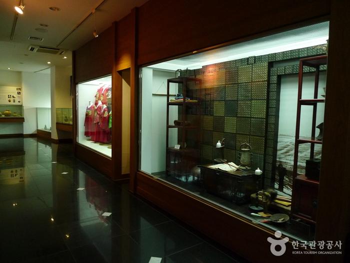 Koreanisch-Chinesische Kulturzentrum (한중문화관)