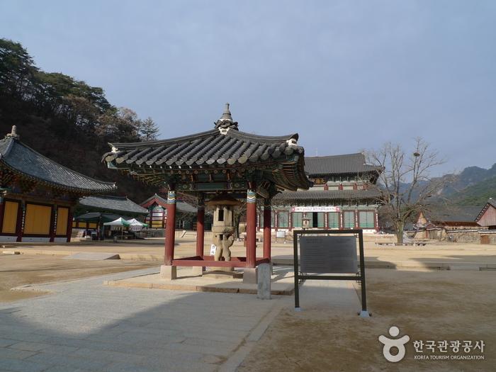 Beopjusa Temple (충북 법주사)