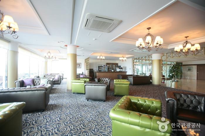 Отель Sunshine на острове Чечжу (제주 선샤인호텔)11