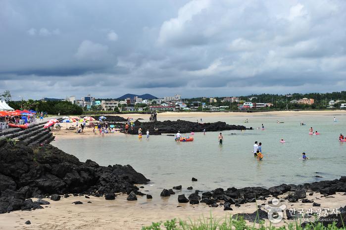 表善 ビチ海岸(表善海水浴場)<br>(표선 해비치 해변(표선해수욕장))