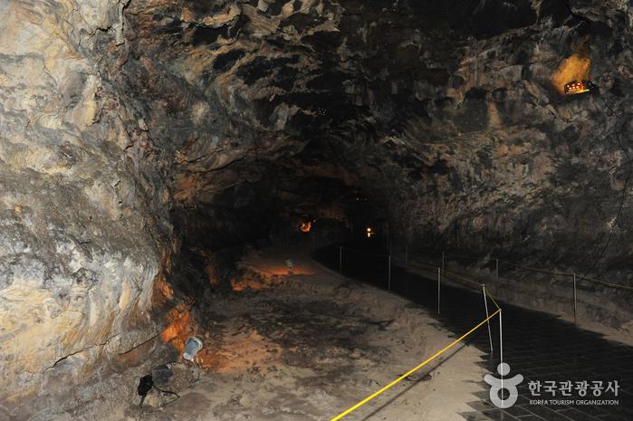 Ssangyonggul Cave (Hallim Park) (쌍용굴 (한림공원))