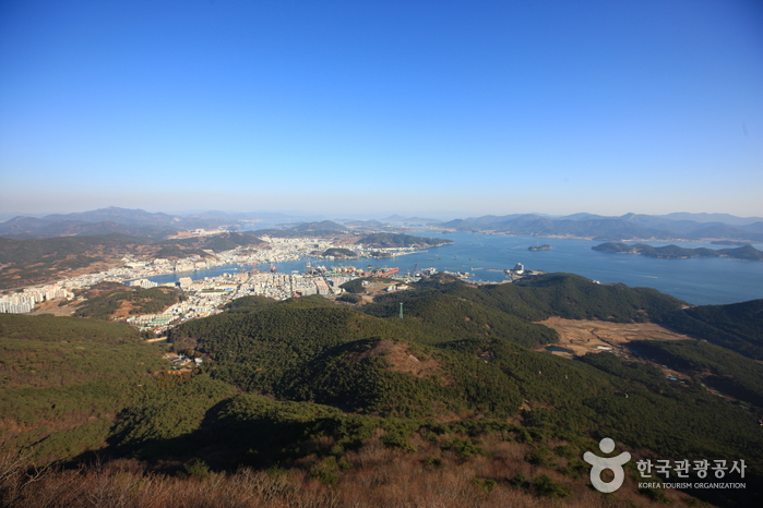 Hallyeohaesang National Park (Tongyeong District) (한려해상국립공원(통영))