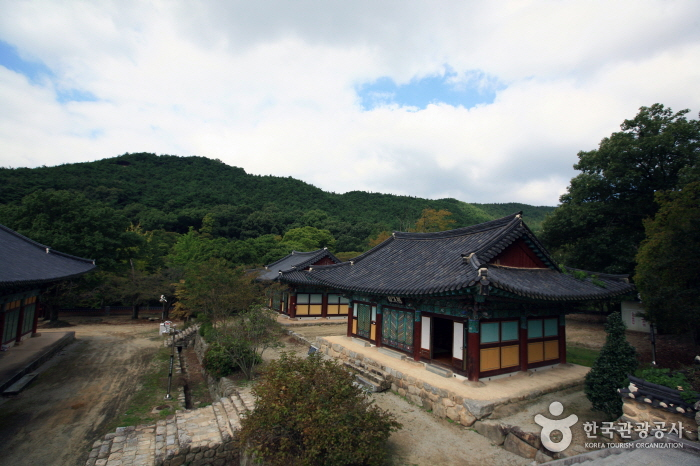 Geumsansa Temple (Gimje) (금산사(김제))