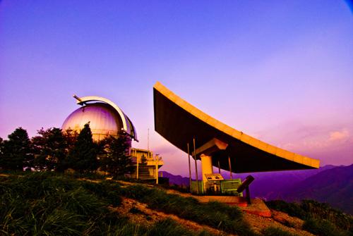 ピョルマロ天文台(별마로천문대)
