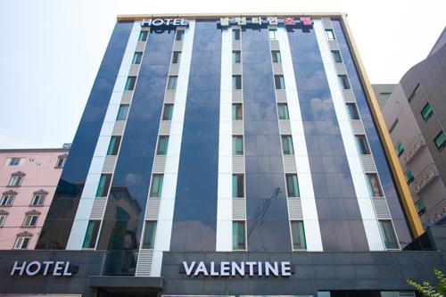 Valentine Hotel - Goodstay (발렌타인 호텔[우수숙박시설 굿스테이])