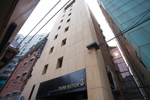 ホテルイチェ (호텔 이채)