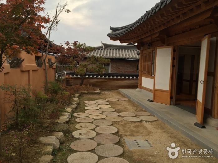 全州伝統韓紙院(전주전통한지원)