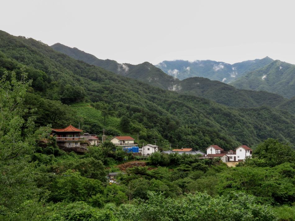 산골마을의 변신