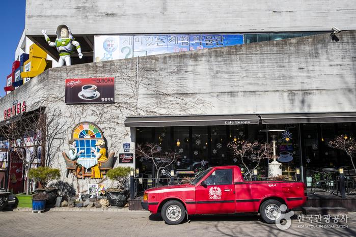Pueblo de Artistas Heyri (헤이리 예술마을)14