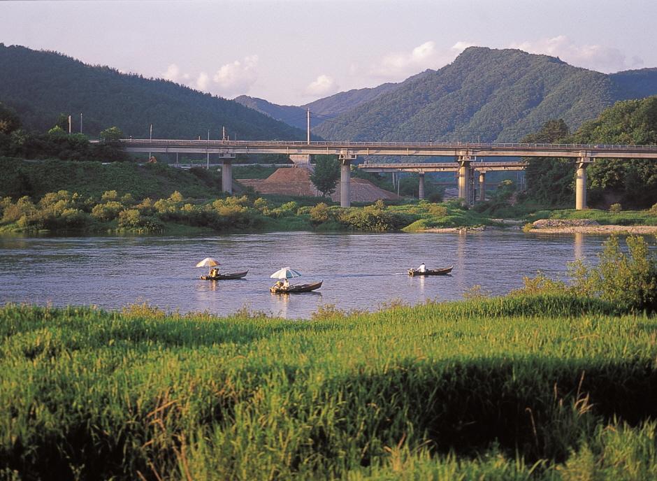 江村(강촌 유원지)