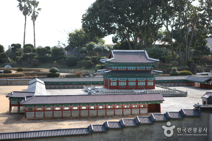 Miniaturenthemenpark Soingook (소인국 테마파크)