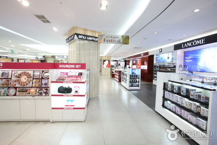 Lotte Duty Free Shop - COEX  ( - )